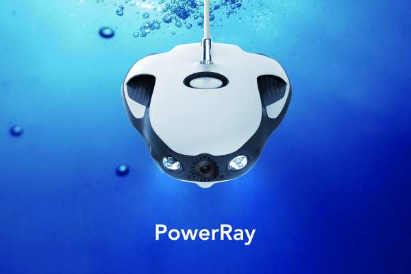 PowerVision Unterwasser-Drohne PowerRay