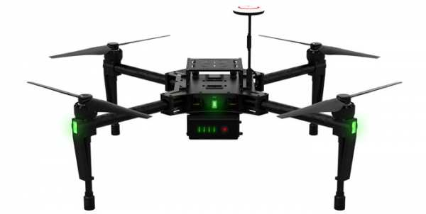 DJI Matrice 100 Quadrokopter