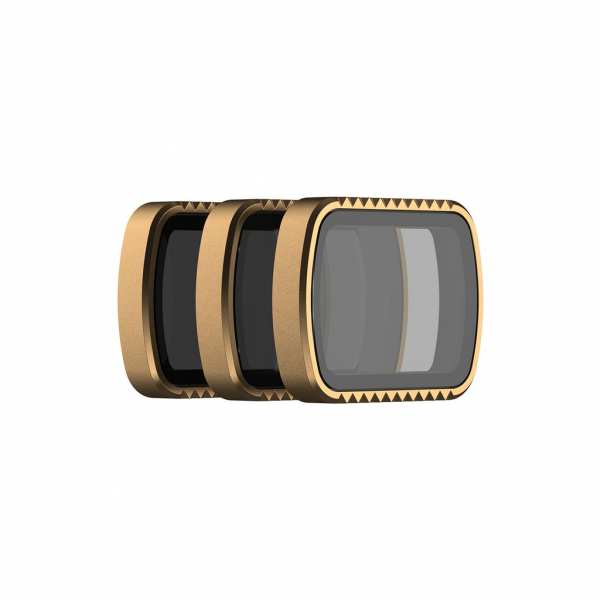 PolarPro Filter Osmo Pocket Cinema Series Shutter Collection