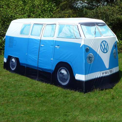 Festivalhit: Original VW Bus Zelt