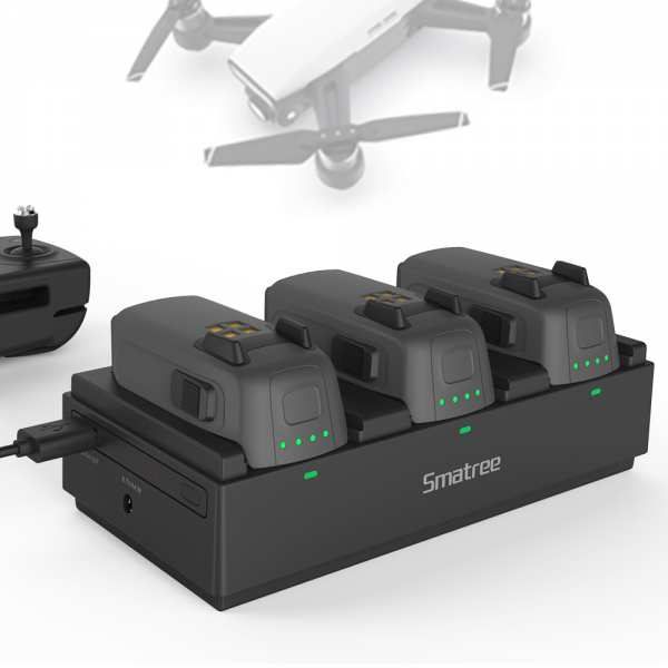 DJI Spark - Mobile Ladestation