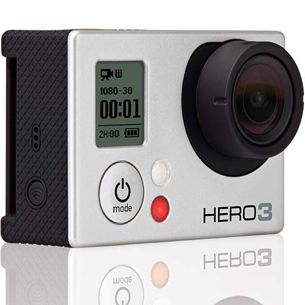 GoPro Hero 3 Silber Edition