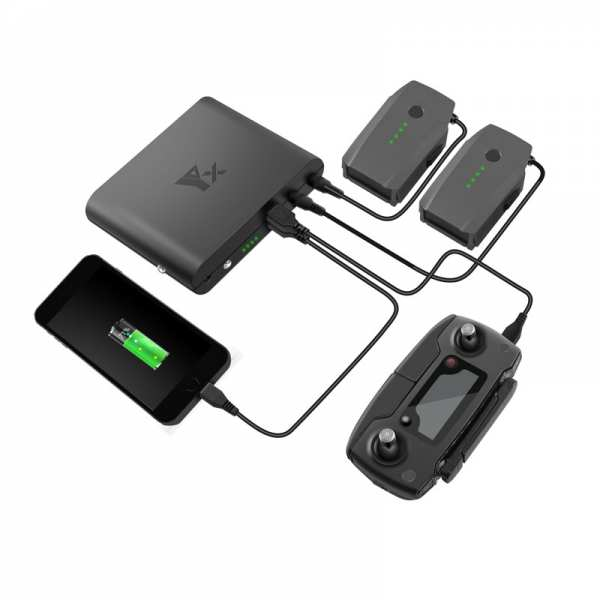 DJI Mavic Pro - Mobile Ladestation