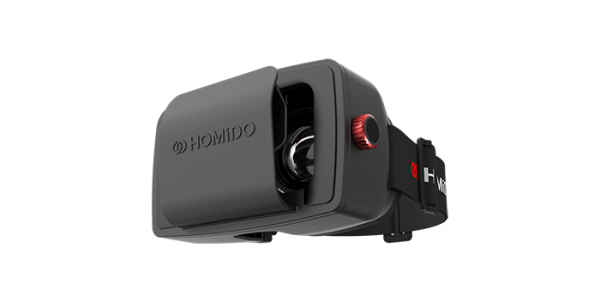 Homido - Smartphone Virtual Reality Headset