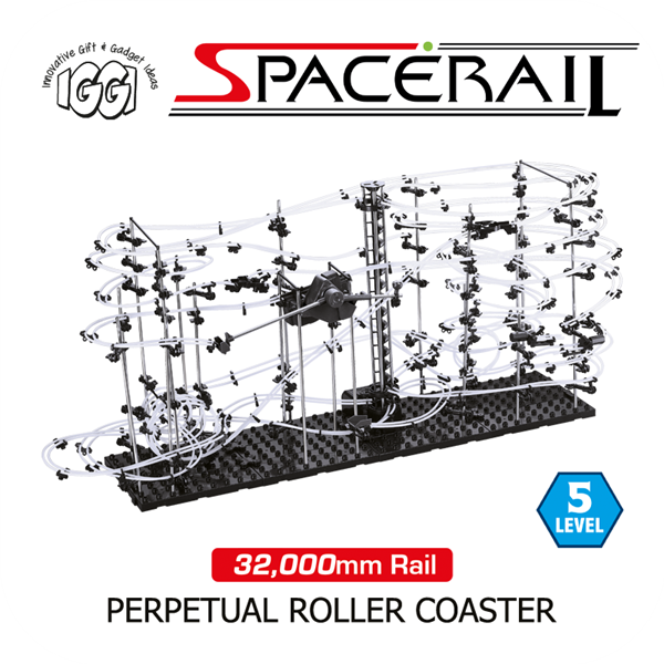 Space Rail - Murmelbahn - Level 5