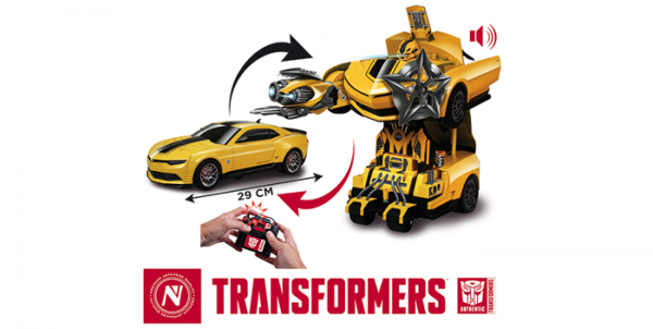 RC Transforming Bumblebee Transformers