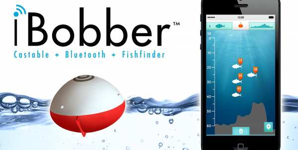 iBobber Bluetooth Fishfinder
