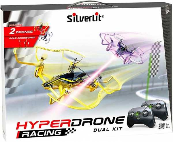 Silverlit Hyperdrone Racing Dual Kit